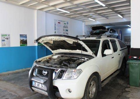 İzmir Nissan Bakım