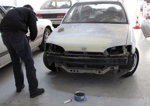 İzmir Nissan Kaporta & Boya