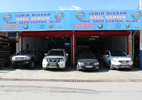 Nissan Özel Servis